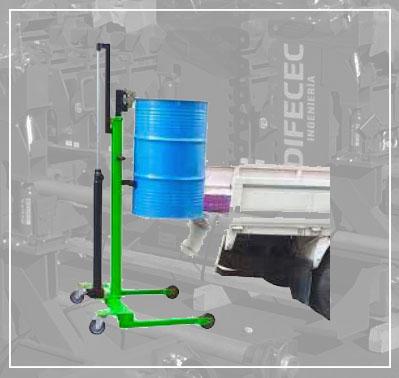 FT-D0276 Manipulador de Barril Hidráulico